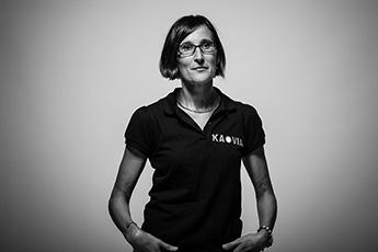Nathalie, Responsable Administratif et Commercial Kaovia
