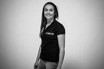 Sarah, Assistante Commerciale Kaovia