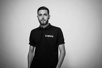 Thomas, Assistant Commercial Kaovia
